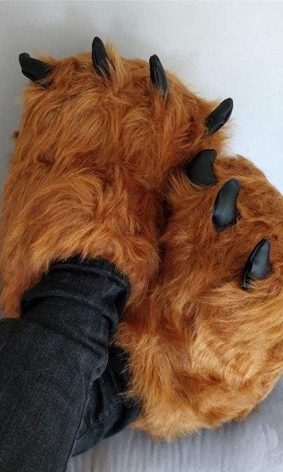 pantuflas de animales